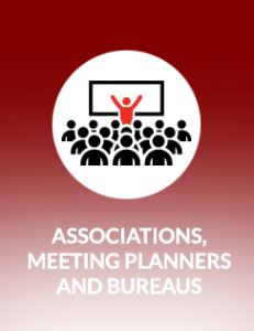 Associations, Meeting Planners and Bureaus