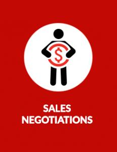 Sales Negotiations