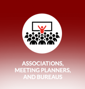 Associations, Meeting Planners, and Bureaus