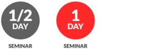 Half-Day and One-Day Seminars