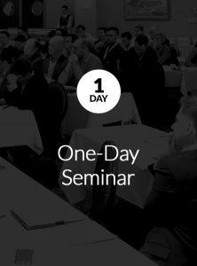 One-Day Seminar Details