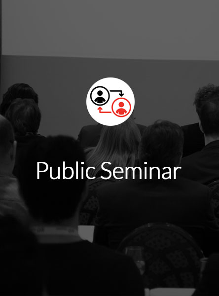 Negotiating Skills Training Public Seminars