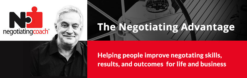 The Negotiating Advantage Blog