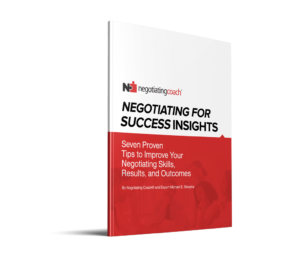 Negotiating For Success InsightsE-book