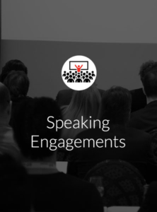 Speaking Engagement Details