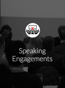Speaking Engagement Details