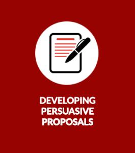 Developing Persuasive Proposals
